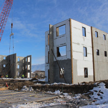 Utah sees first concrete apartments